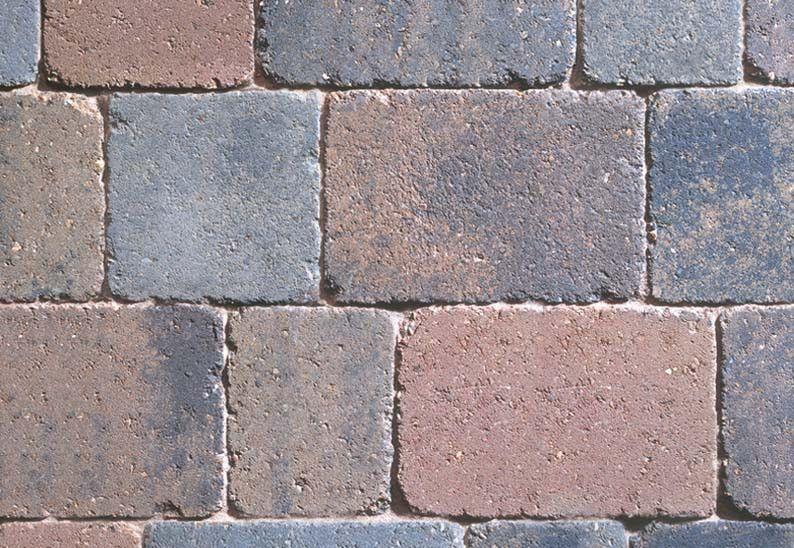 Jewsons Block Paving >> Sorrento Arissa Mixed Size Tumbled Setts Block Paving