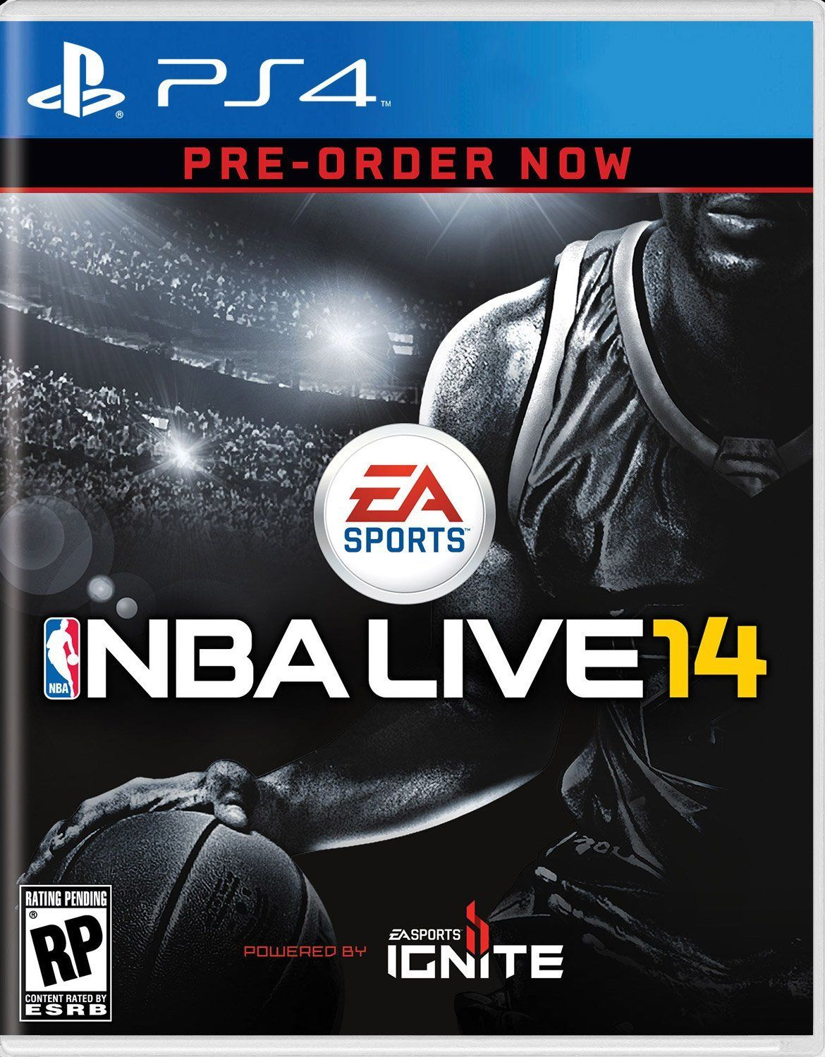 NBA Live 14 PlayStation 4 Video Games on PlayStation 4