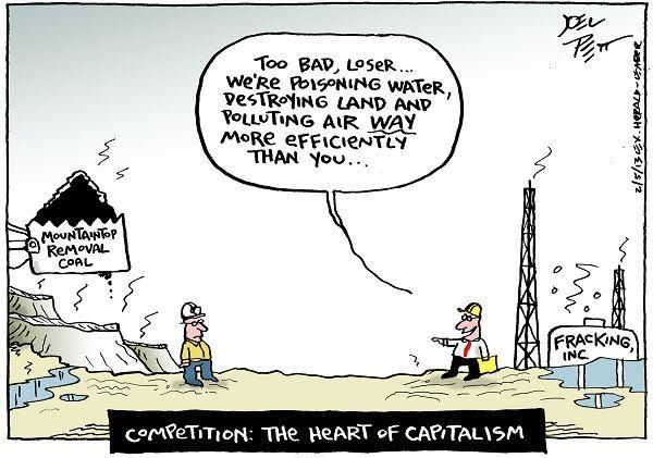 the invisible hand of capitalism