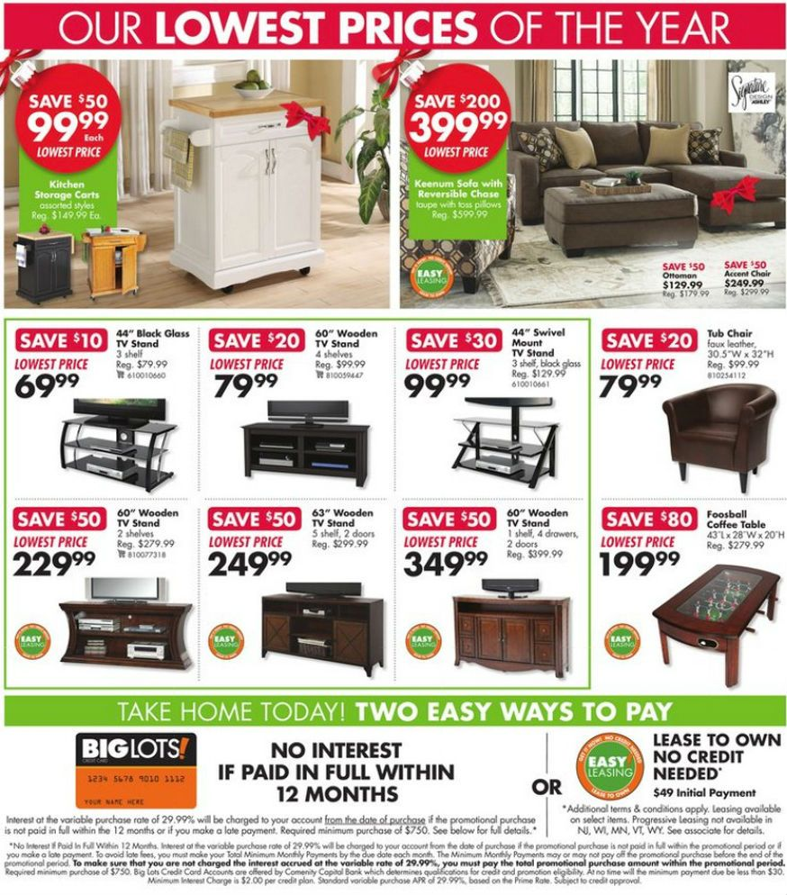 Awe Inspiring Big Lots Black Friday 2017 Ads And Deals Heres The Official Evergreenethics Interior Chair Design Evergreenethicsorg