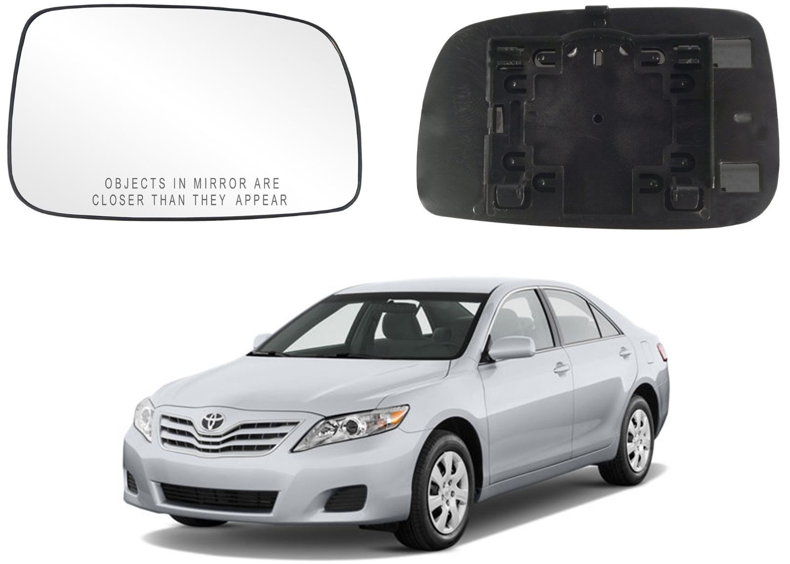 Awesome Awesome Replacement Passenger Side Mirror Glass For 2007