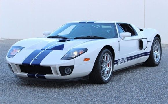 2005 Ford Gt For Sale Ford Gt Super Luxury Cars Car Ford