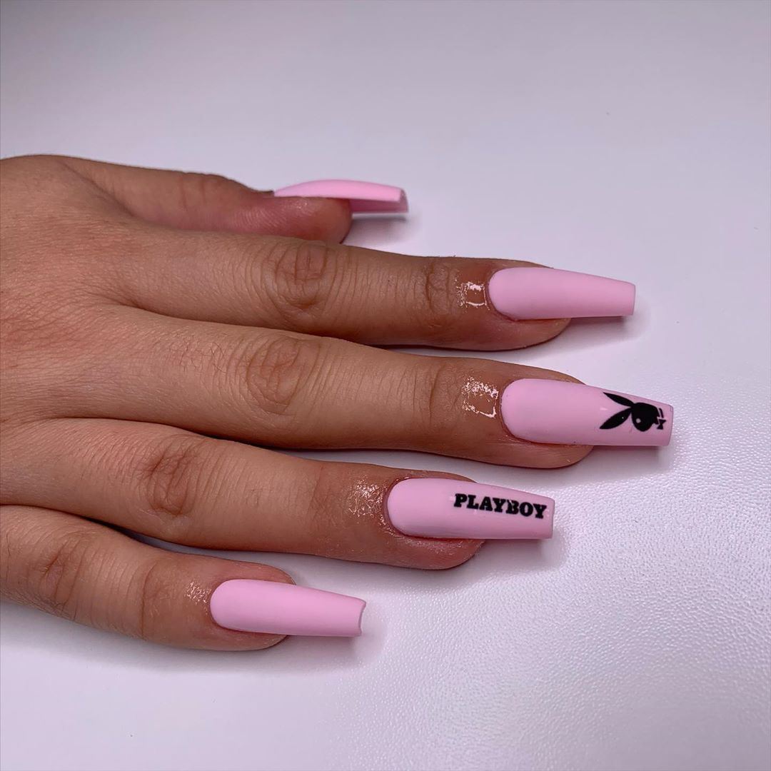 "�������� on Instagram: ""Baby Pink by @madam_glam , Part of the BCA fundraiser ��"""