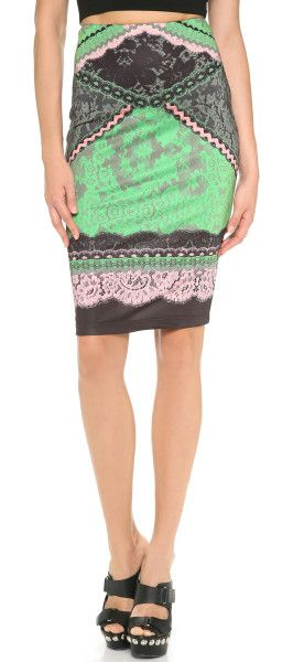 Love this: Lace Skirt @Lyst