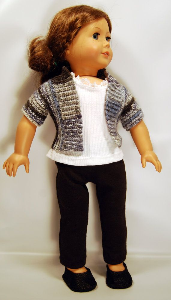 Handcrafted doll clothes designed to fit American girl dolls and ...