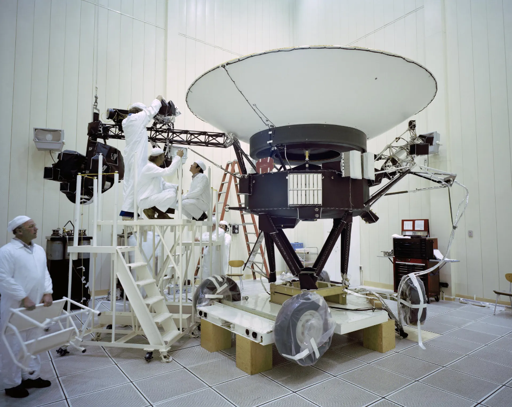 Voyager 2: the story of its mission so far – in pictures ...