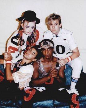 Boy George And Culture Club 1980s I Love The 80 39 S Pinterest Boy George Culture Club And 1980s