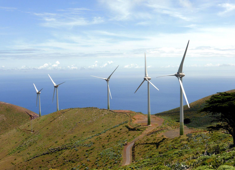 Parque eólico (Valverde) Actualité, Innovation, Demain