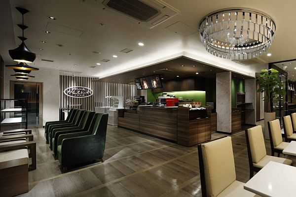Aiji Inoue Coffee Shop Interior Design By Doyle Collection Shop