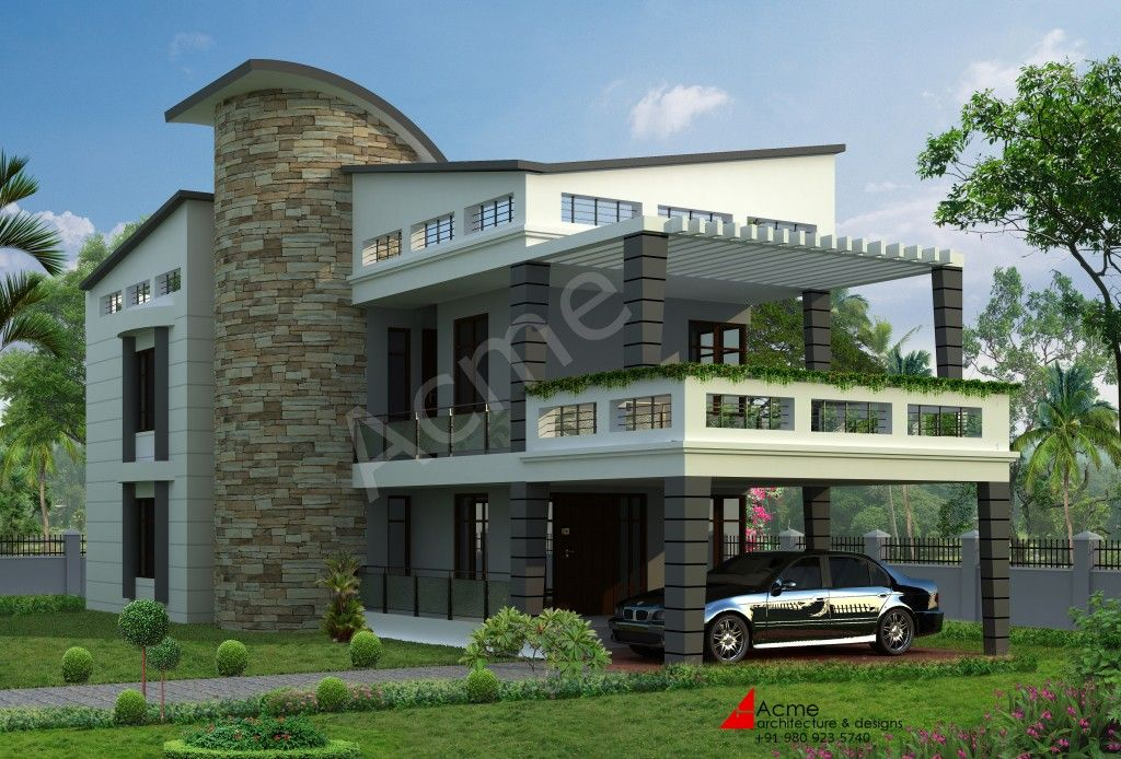 Contemporary house plans have simple designs with large windows devoid of decorative trim contemporary style homes usually have flat gabled or shed roofs