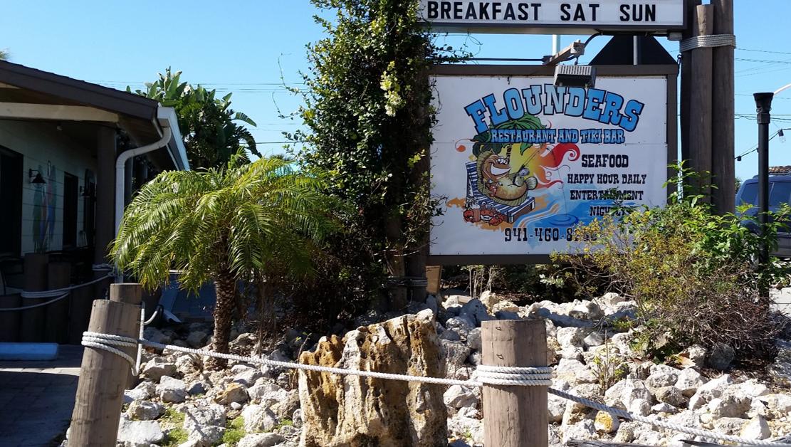 Flounder's on Manasota Key!   Manasota key florida ...