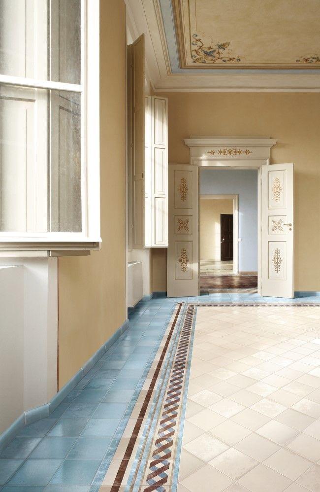 [ Younhyun Tile / 윤현상재 타일 ] Deco Tile :  Viaemilia Decoro Via Emilia / Size (cm) : 10X10 , 20X20