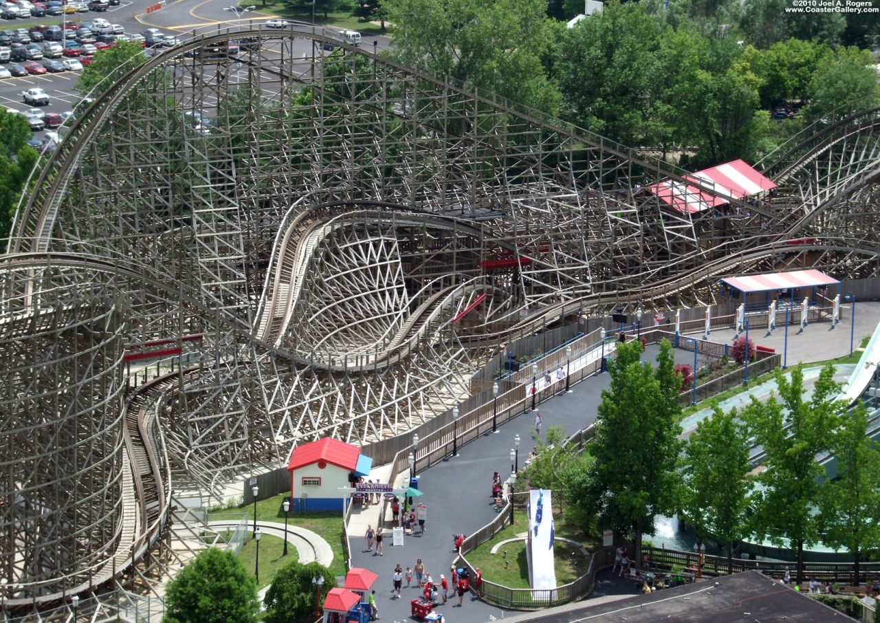 11 Of The Best Rides In Six Flags St Louis St Louis Six Flags St Louis City Museum St Louis Missouri