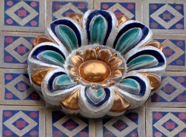 Bagno Balena 1900 Liberty Art Nouveau Decorative Boxes Art Deco