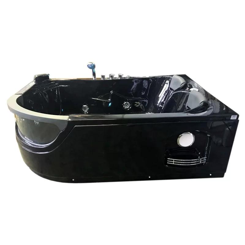 Orion 72 X 48 Corner Whirlpool Bathtub Whirlpool Bathtub Whirlpool Tub Whirlpool
