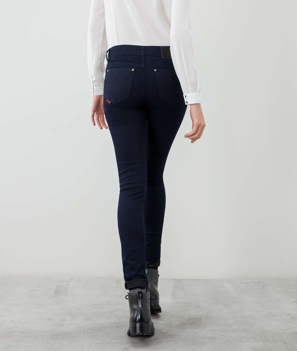 Ellus - CALCA JEANS ROYAL ELASTIC (HW) SKINNY ET.PLACA | Calças Jeans | Feminino