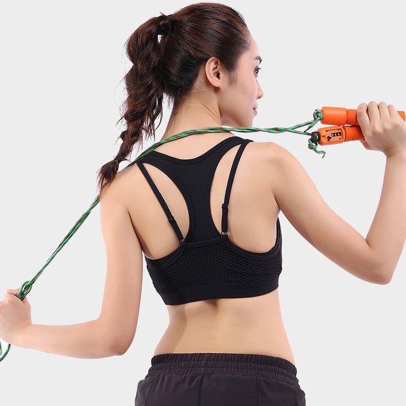 1b3cf34df34f7 Blank Design Custom Women Sports Fitness Inner Wear Sexy Cheerleading Crop  Bra Tops US  9 - 11   Piece 450334744 qq.com