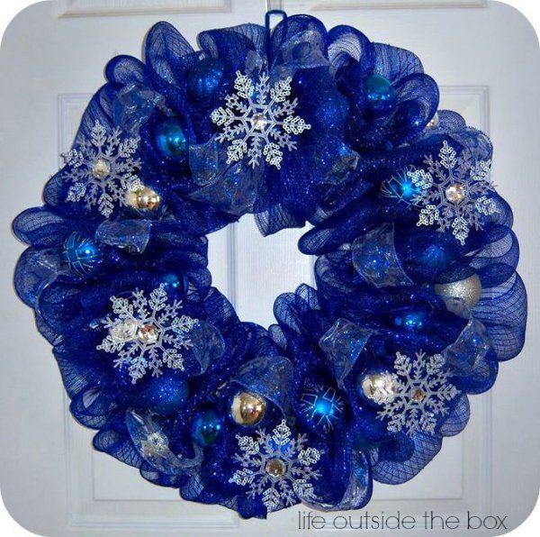 Photo of 31 Front door Worthy winter wreaths you'll love …