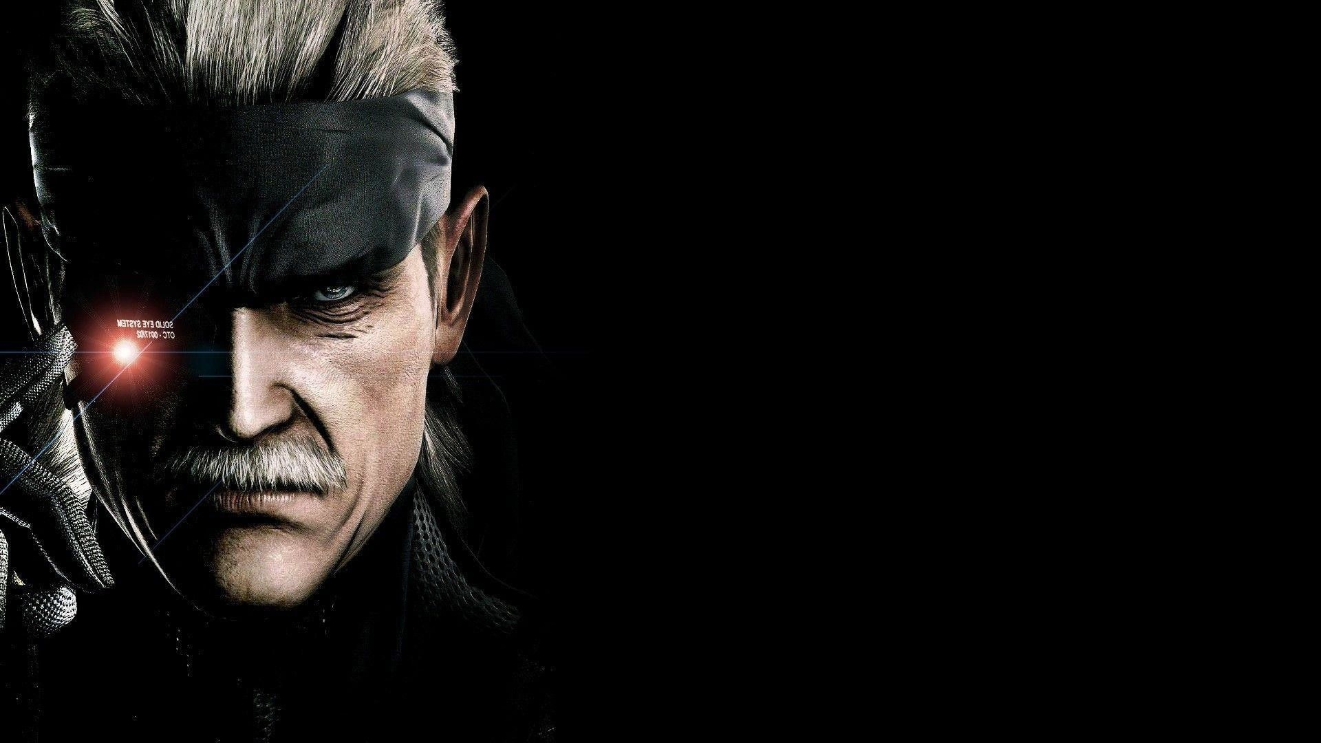 1920x1080 images for solid snake wallpaper mgs4 favorite