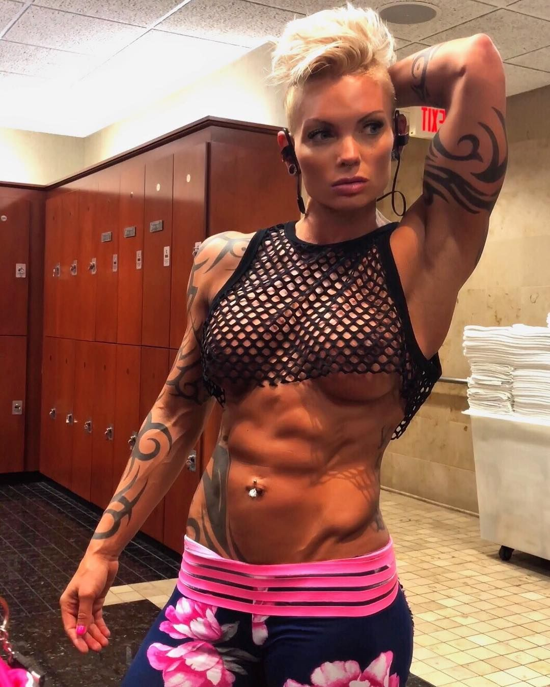 Topless Images Nahla R. Monroe naked photo 2017