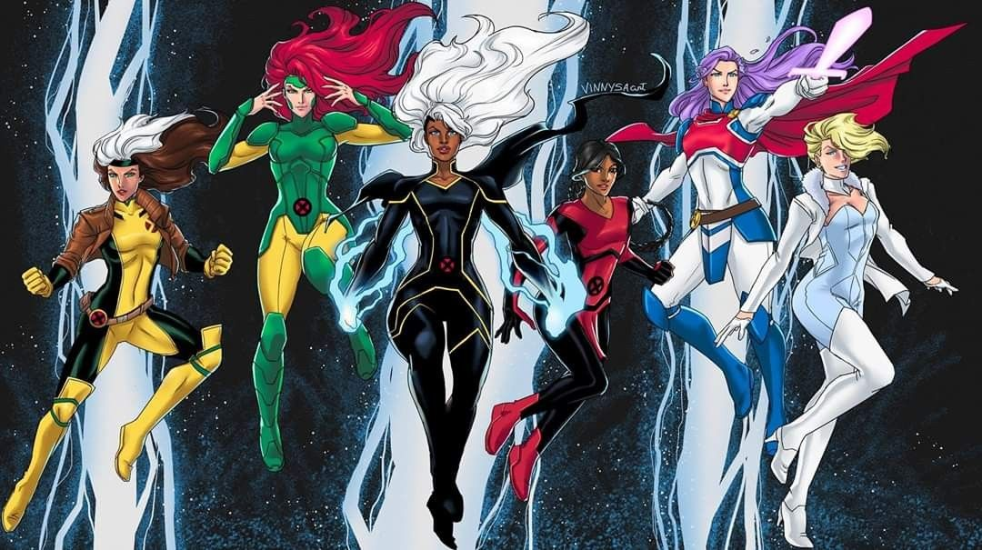 X Men Legends Emma Part 2 By Vinny S Art Comics Girls Marvel Girls Marvel Characters