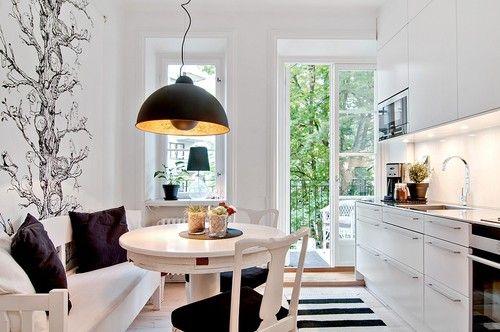 Pin von Lorraine Bautista auf Interior Style Pinterest Kleine - küchenzeile kleine küche