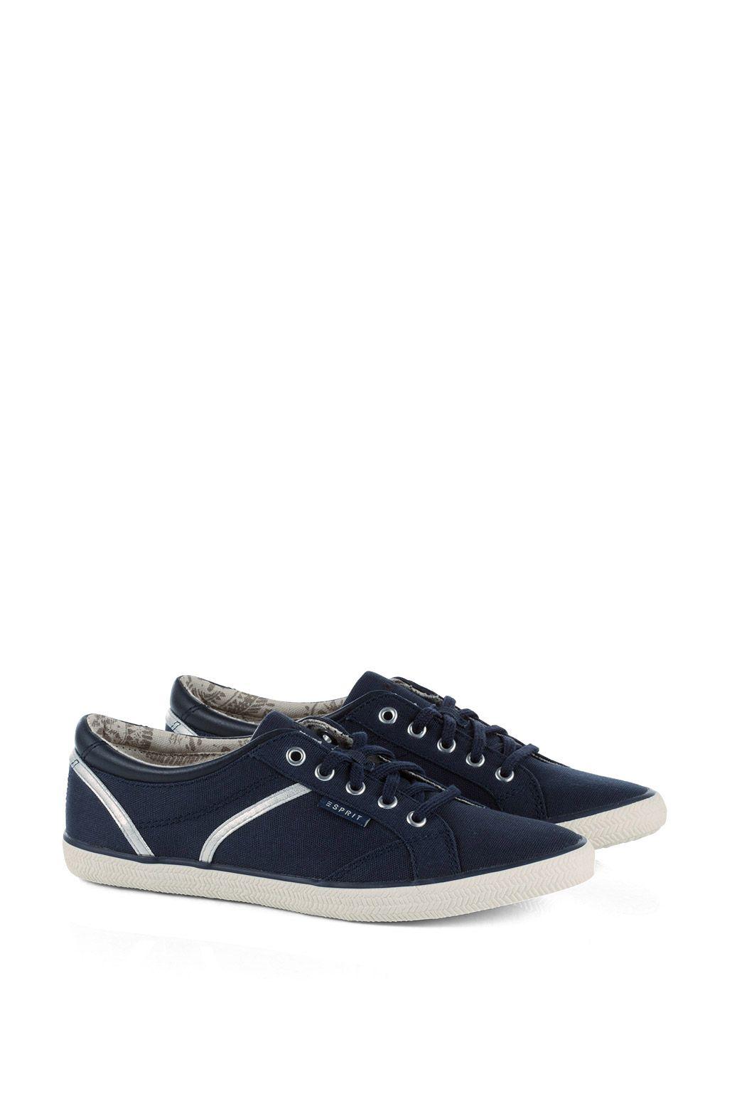 e487e8f12512 Esprit   Sneakers fashion en coton à acheter sur la Boutique en ligne