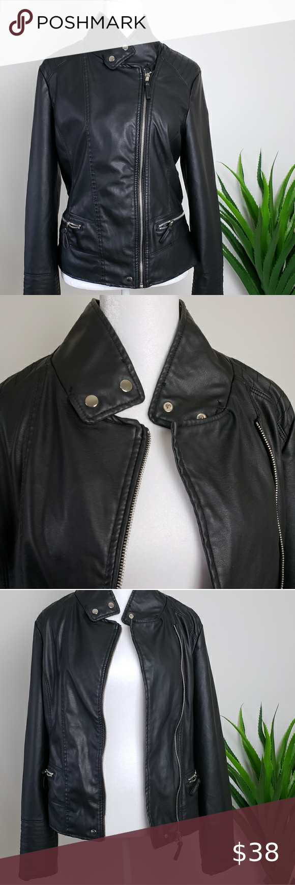 New Look Women S Leather Jacket Leather Jackets Women New Look Women Leather Jacket [ 1740 x 580 Pixel ]