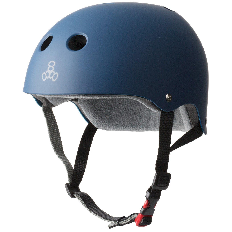 Triple 8 The Certified Sweatsaver Skateboard Helmet 2019 Large X