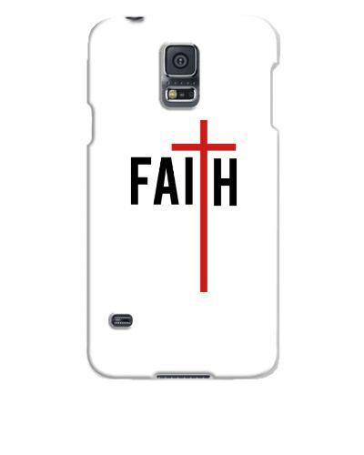 Faith in Him - Samsung Galaxy S5 Case