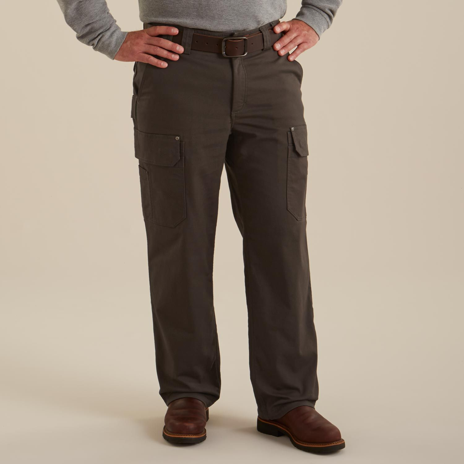 complete range of articles sophisticated technologies extremely unique Men's Fleece-Lined DuluthFlex Fire Hose Work Pants - Duluth ...