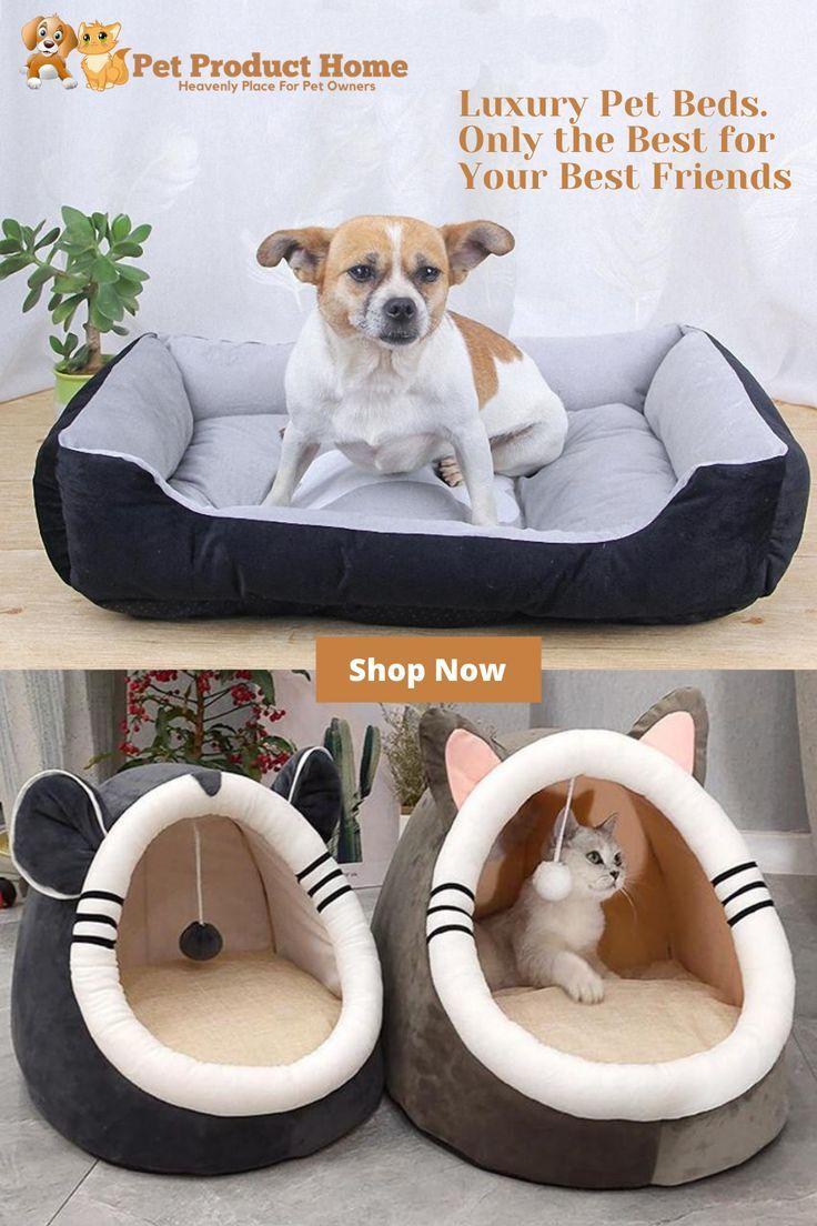 Luxury Dog & Cat Beds