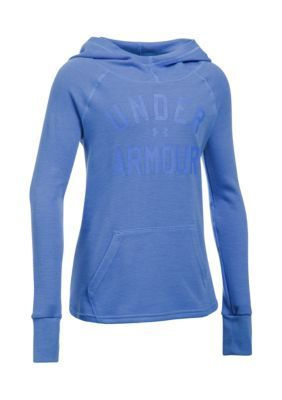 ad5ef98e Under Armour Vts-Pcc Waffle Hoodie Girls 7-16 | Products