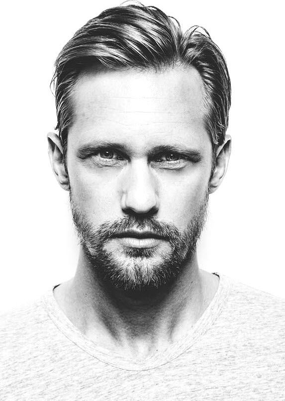 The Alexander Skarsgard Library  - santress:   Alex photographed by Filip Van Roe at...