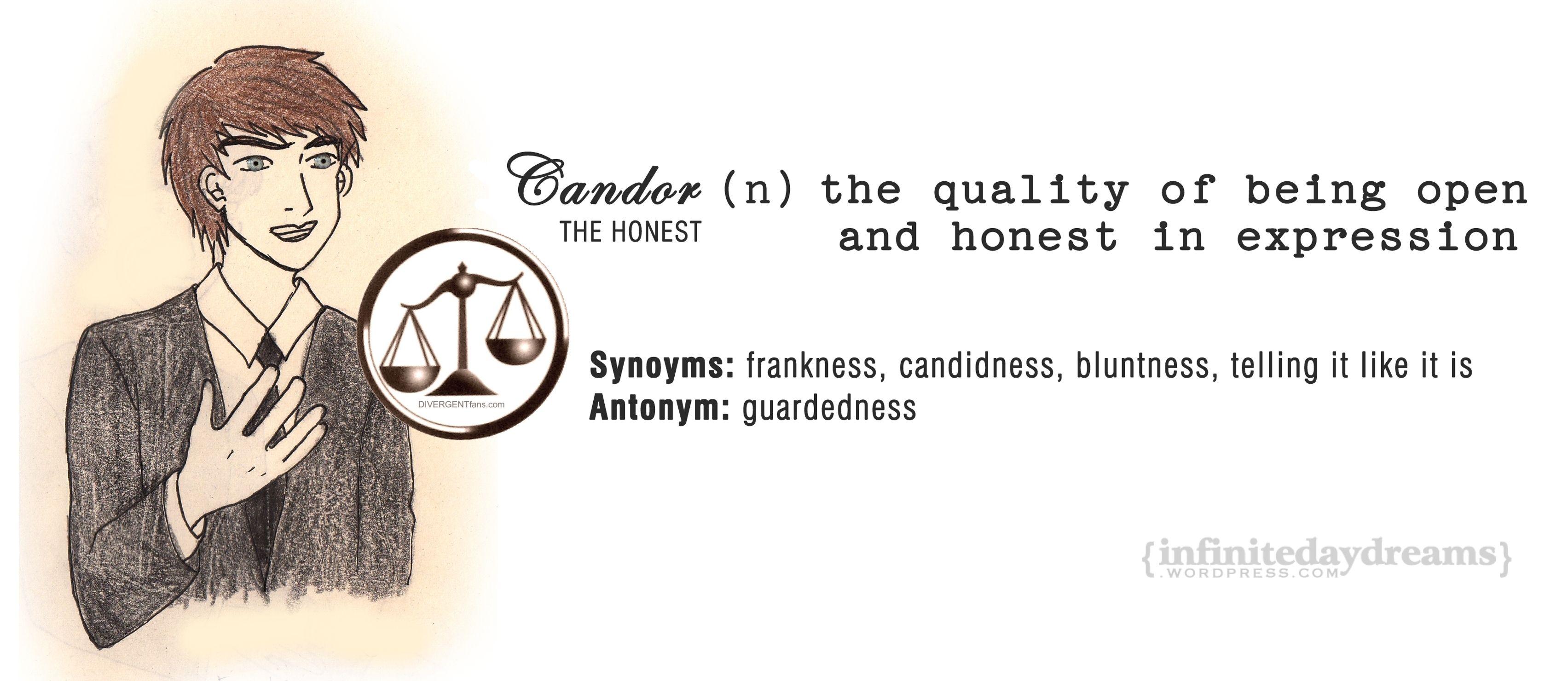 Candor Definition