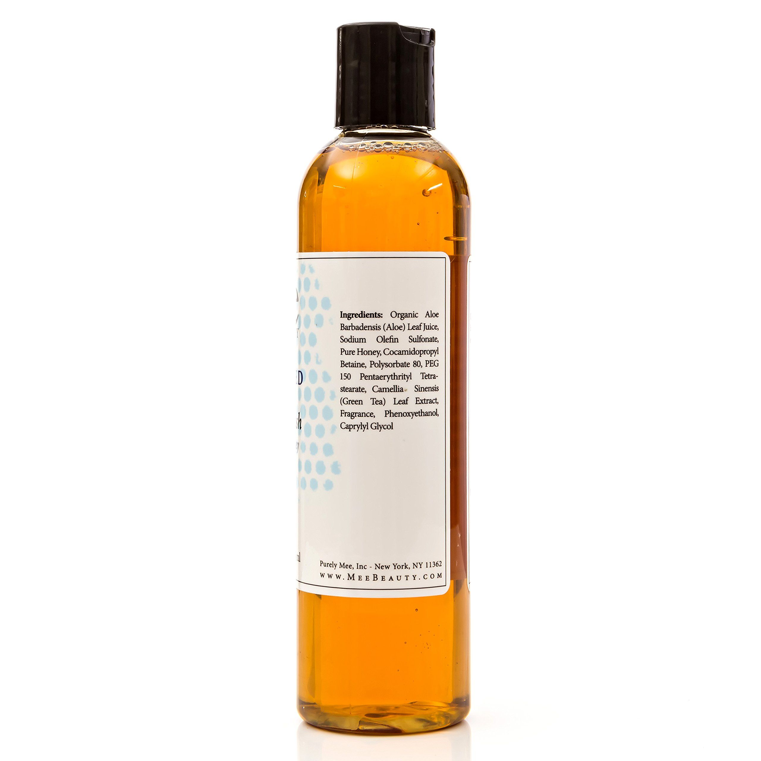 Moisturizing Body Wash and Shampoo for Dry Sensitive Skin