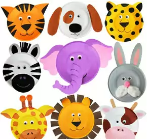 zoo animal crafts for kids - Site about Children