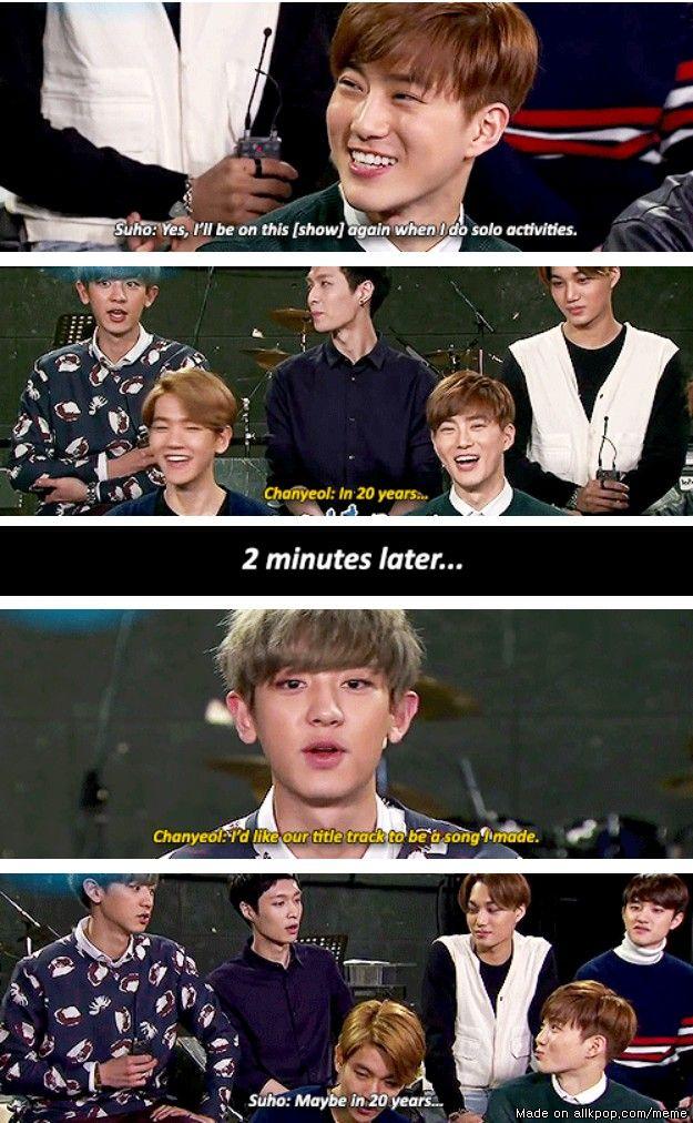 Payback... | allkpop Meme Center | K-Pop Memes | EXO, Exo ...