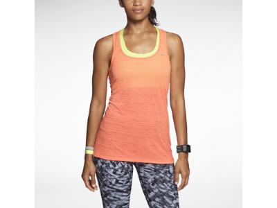 Nike Dri-FIT Touch Breeze Camiseta de tirantes de running - Mujer