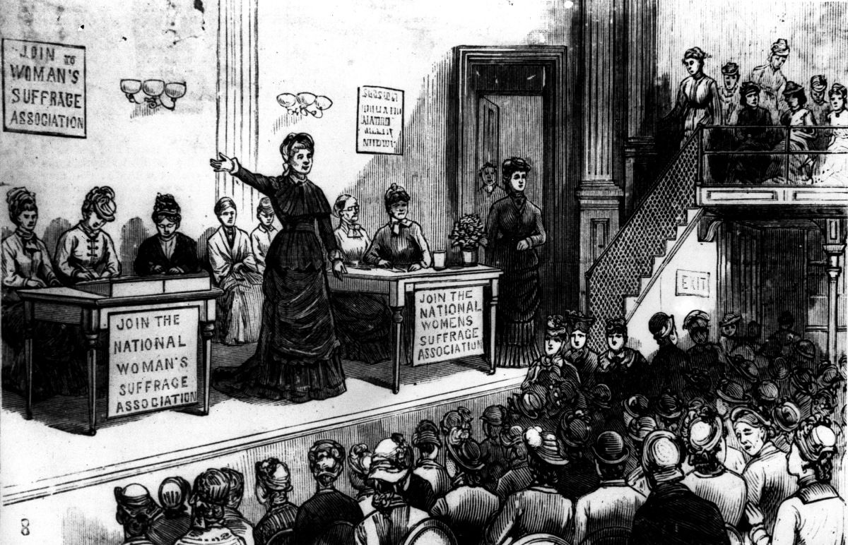 the history of the battle for womens rights As founder of the national women's party, alice paul first introduced the equal rights amendment to  the history of the amendment and what is being done.