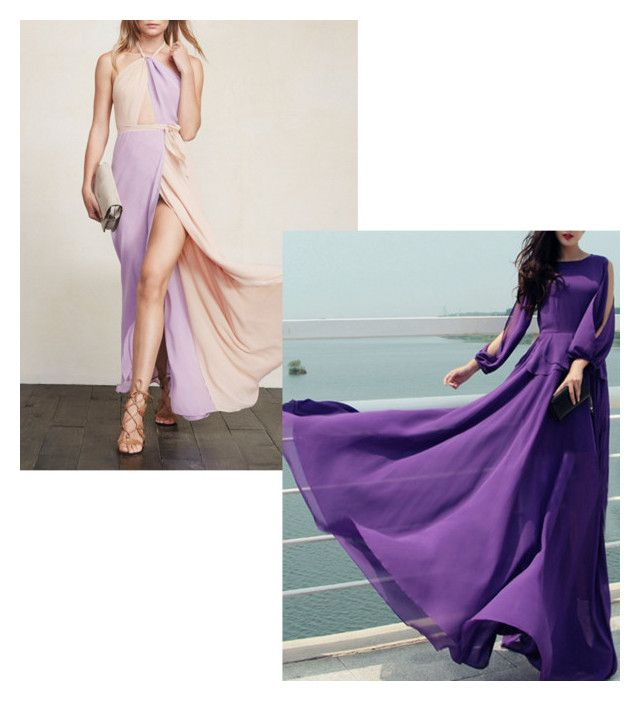 """""""Purple"""" by bey4 ❤ liked on Polyvore"""