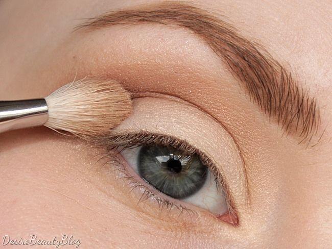Desire Beauty Blog: Tutorial: Glamorous Eyes à la Kim Kardashian