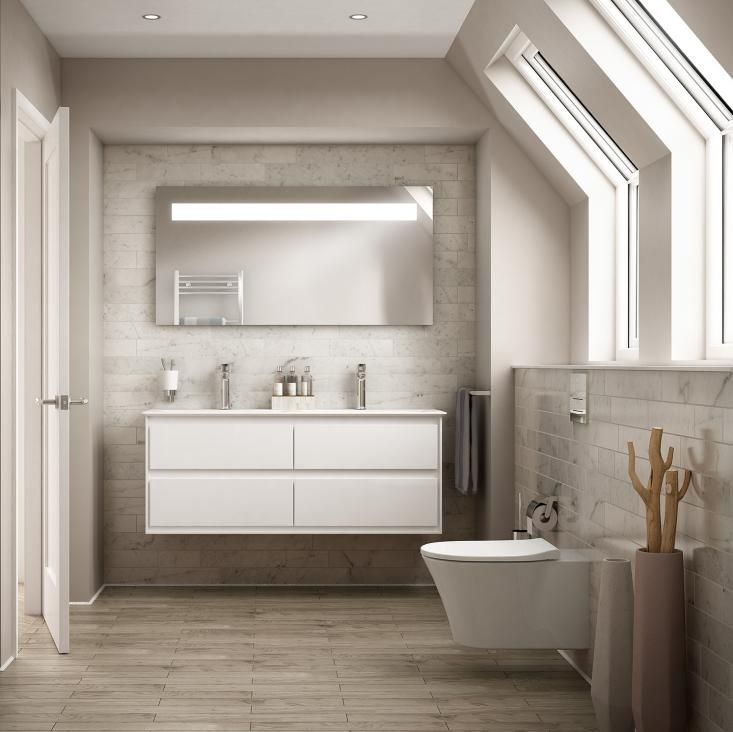 Ideal Standard Connect Air | BATHROOMS | Pinterest | Bagno ...