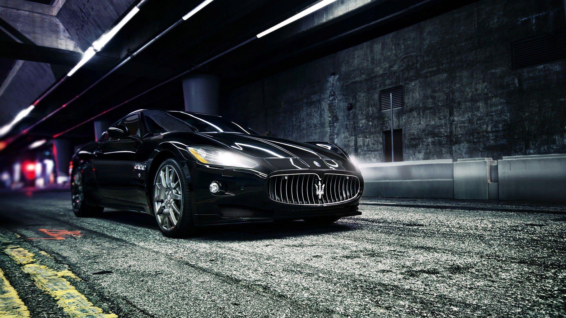 Maserati gran turismo wallpapers