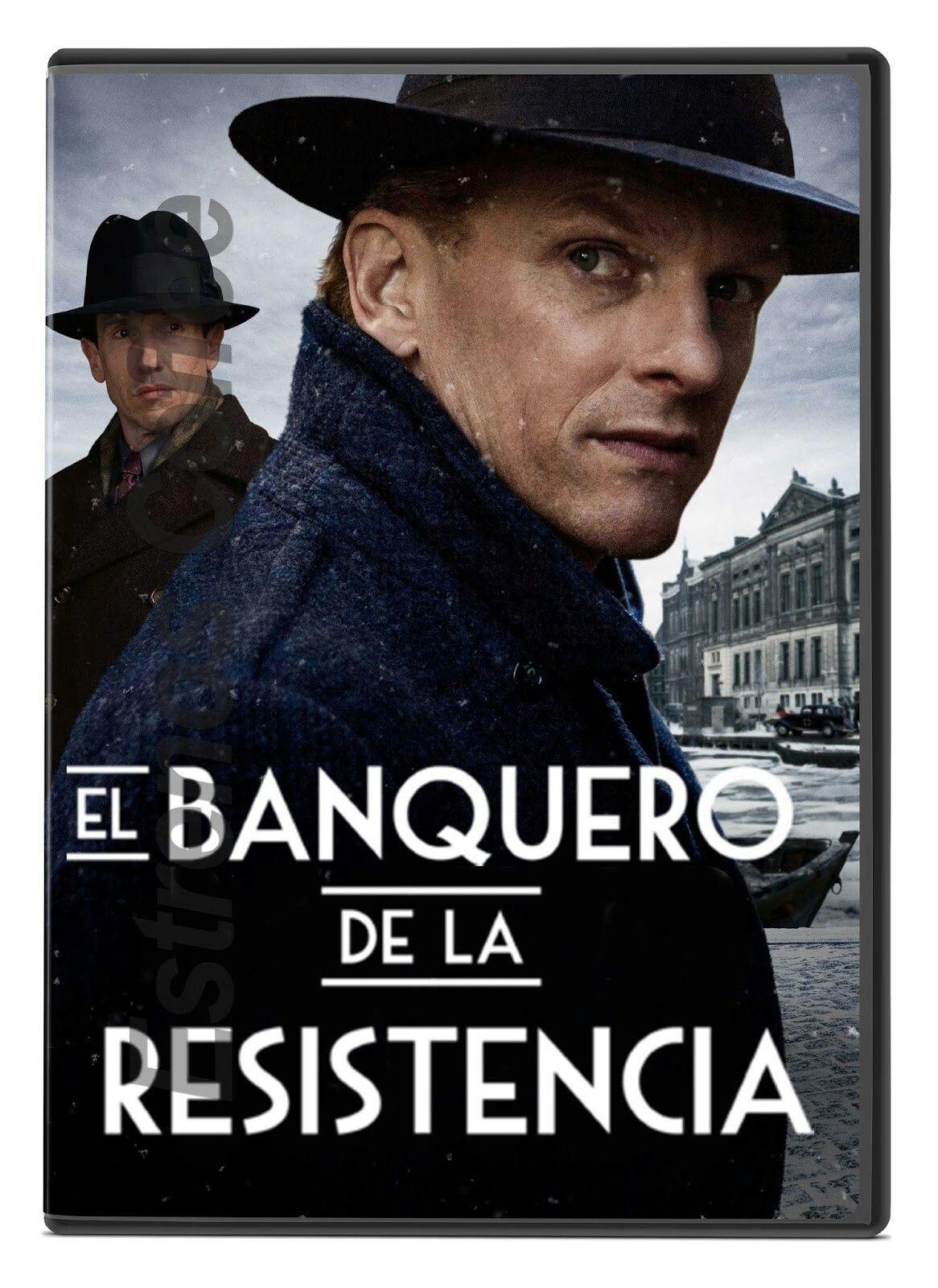Pelicula El Banquero De La Resistencia Peliculas En Español Peliculas En Castellano Película De Netflix