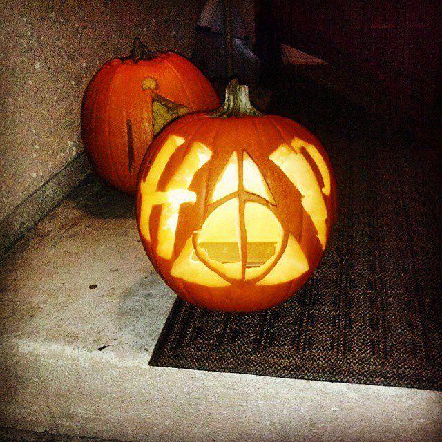 16+ Deathly hallows pumpkin stencil inspirations