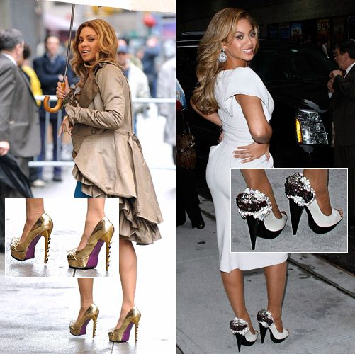 9d77280b3ce celebrities wearing designer shoes