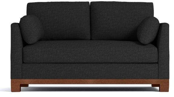 Catalina Apartment Size Sleeper Sofa Leg Finish Pecan