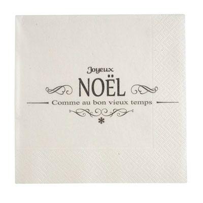 IB Laursen  christmas napkins