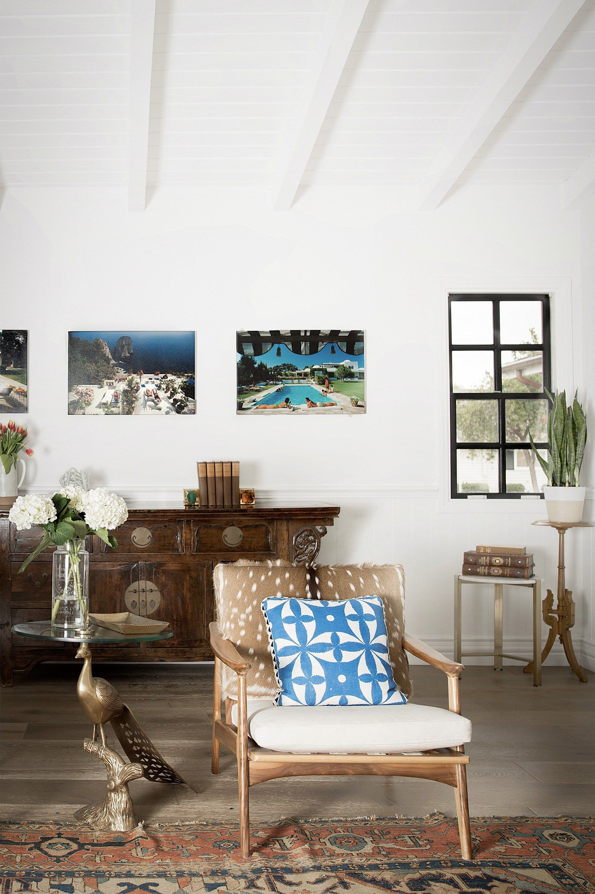 A Boho Chic Beach House In California The Style Files Chic